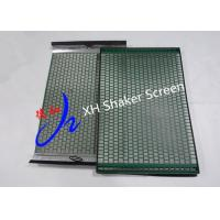 Cheap A70 500 Series Flat Shaker Screen API 70 For Vibrating Screen Feeder for sale