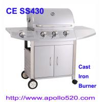 Stainless Steel Gas Barbeque