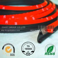 Buy cheap EPDM foam rubber seals with 3M tape from wholesalers