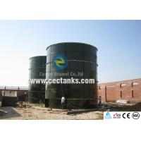 Cheap 2000 m3 Bolted Steel Silo Conforming To AWWA D103 – 09 / OSHA Standard wholesale