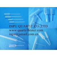 Cheap Further processing quartz tube for sale