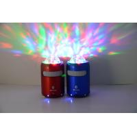 Cheap bluetooth dancing lights Speaker CH-206 New Best Outdoor Wireless Bluetooth Speaker with USB and for sale