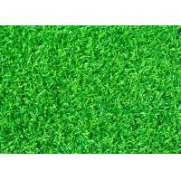 Cheap Real Looking Mini Artificial Turf For Golf Putting Green Bicolor 5500 Density for sale