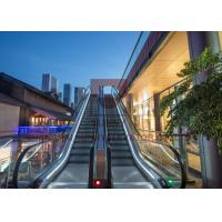 Cheap Economical Safe Type Outdoor Elevator Escalator 600mm / 800mm / 1000Mm Step Width for sale