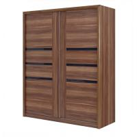 Cheap Cloth Armoire in Wall with sliding door by slip fitting can Bespoke by local size in Moisture-proof Plywood for sale