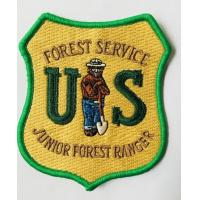 Cheap Fashion quality factory made embroidered patch amy patch military label for sale