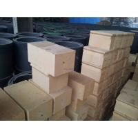 Cheap High Softening Point Silica Brick Refractory For Glass Furnace , Hot-blast Stove for sale