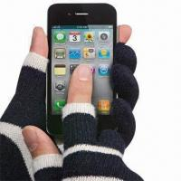 Cheap Touch Glove for iPhone, One Size Fits All for sale