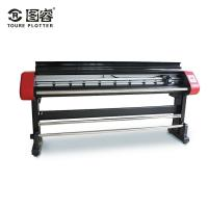 China apparel paper template flatbed inkjet cutting plotter/carton cutting plotter on sale