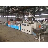 Cheap WPC Window-Door Profiles Extrusion Line for sale