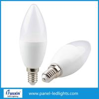 Cheap 480LM High CRI E27 E14 LED Bulb Light 6W Led Candle Lamp High Efficiency for sale