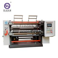 Cheap SL Plastic Film and Paper Slitting Equipment CE Certification for sale