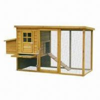 Cheap Chicken Coop, Measuring 198.5 x 75.5 x 104cm for sale