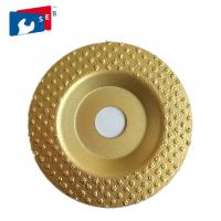 Cheap 4 inch Diamond Masonry Grinding Wheel with Cup Shape for Concrete Marble for sale