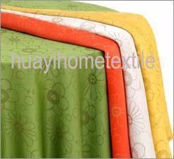 China Jacquard Table Cloth on sale