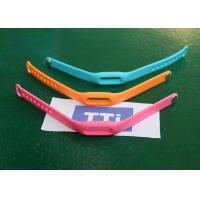 China Mass Produce Plastic Injection Molding Parts For Household Product - Colorful Mi Bracelet on sale