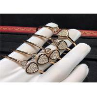 Cheap Sophisticated Happy Hearts Chopard Jewelry For Young Women / Ladies / Girls for sale