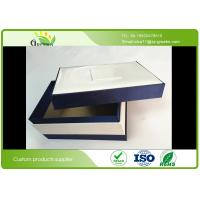 Cheap Eco Friendly Rectangle Paper Custom Matt Lamination Cardboard Gift Boxes with Lid for sale