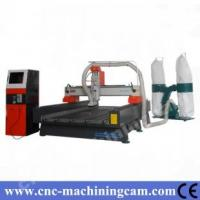 Cheap 4th axies cnc wood router ZK-1325MB(1300*2500*450mm) for sale