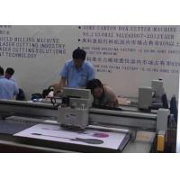 Buy cheap Carton Box 60mm Thickness Material Digital Paper Board Flatbed Cutting Machine from wholesalers