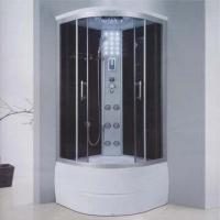 Cheap Shower room, acrylic/ABS material panel, aluminum handle for sale