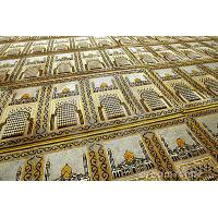 Cheap 2012 New!!!islamic prayer mats with qibla finder for sale