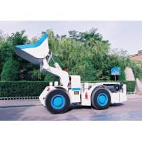 Cheap Underground Mining Scoop Loader , WJ 4.5 Low Profile LHD 0-25km/H Running Speed for sale