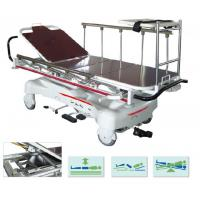 China X - Ray Patient Stretcher Trolley Hydraulic Rise And Fall Stretcher Cart CE Certificate on sale