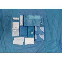 Cheap Healthcare Surgical Procedure Packs , Knee Arthroscopy Disposable Patient Drapes for sale