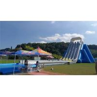 Cheap giant infltable water slide kids and adults for sale
