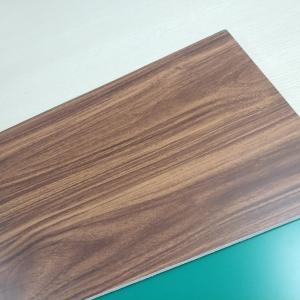 China Wooden Wood Granite Aluminium Decorative Composite Panels , Alu Composite Panel Marble Look on sale