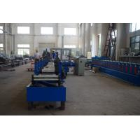 China PLC Control Storage Rack Roll Forming Machine 2018 new Type made in china on sale