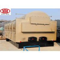 Cheap 1- 6 Ton Horizontal Industrial Steam Boilers For Wood Chips Biomass Fired for sale