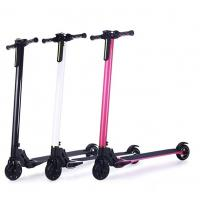 Cheap 5 Inch Small Fold Up Electric Scooter 250W Motorized Razor Scooter wholesale