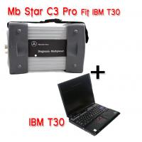 Cheap Mercedes Diagnostic Tool MB STAR C3 With IBM T30 laptop For Mercedes Car , Bus , Sprint , Smart for sale