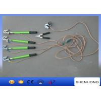 China High Voltage Grounding Stick With Upto 500kv Ground Wire Univeral Head on sale