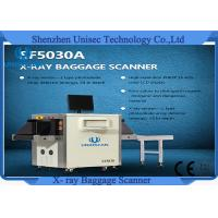 Cheap Airport X Ray Baggage 5030 singly generator Scanner Machine Checked Baggage For Prison , Hotel, Airport for sale
