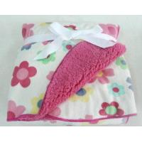 Cheap Baby Blanket/ Supuer Blanket/ Sherpa Blanket for sale