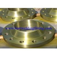 Buy cheap ASTM B564 UNS N06210 Forged Steel Flanges Weld Neck Flange B16.5,B16.47A,B16.47B from Wholesalers
