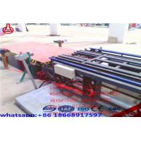 Cheap PLC control eps sandwich Wall Panel Making Machine , mgo board making machine for sale