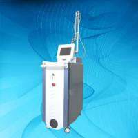 Quality RF Driver Fractional CO2 Laser Machine, 10600nm Laser Scar Removal Equipment wholesale