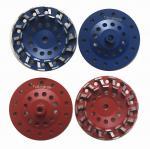 "Cheap 7"" S type Concrete Cup Wheel Diamond Grinding Wheel Grit #18 - Grit #120 for sale"