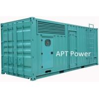 China High Performance Perkins Generator Set Durable 400 / 230V 50HZ Frequency on sale