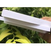Quality Rigid White PVC Foam Sign Board 1220mm * 2440mm For Advertising Display wholesale