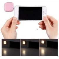 Mobile Phone Selfie LED Flash Lighting Fill-in Light For IOS Android WP