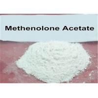 Buy cheap CAS 434-05-9 Safe Muscle Building Steroids Raw Powder Methenolone Acetate from wholesalers