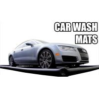 Cheap Blue Inflatable Car Wash Mat With Water Reclamattion Systems for sale