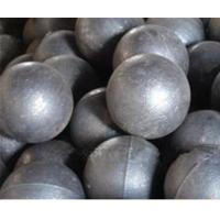 Cheap Media Mining Forged Steel Grinding Balls Of High Hardness And Resistance Hardness  >  48HRC for sale