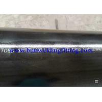 Cheap Welded Seamless API Carbon Steel Pipe / ERW Line Pipe / ASTM A178 Fire Pipe for sale