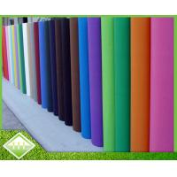Mult Colored Polypropylene Non Woven Fabric Cloth SpunBonded Technics Anti - Static